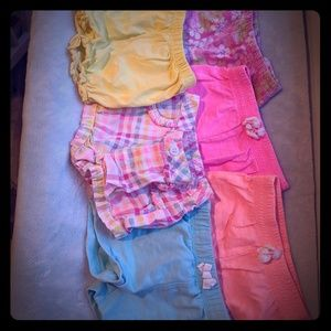 Other - 6 pairs of size 12 months shorts